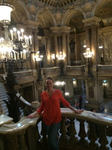 Katie - Opera House, Paris